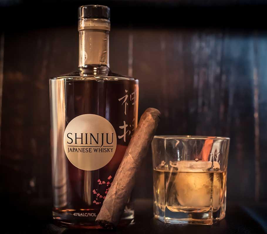 Shinju and Cigar